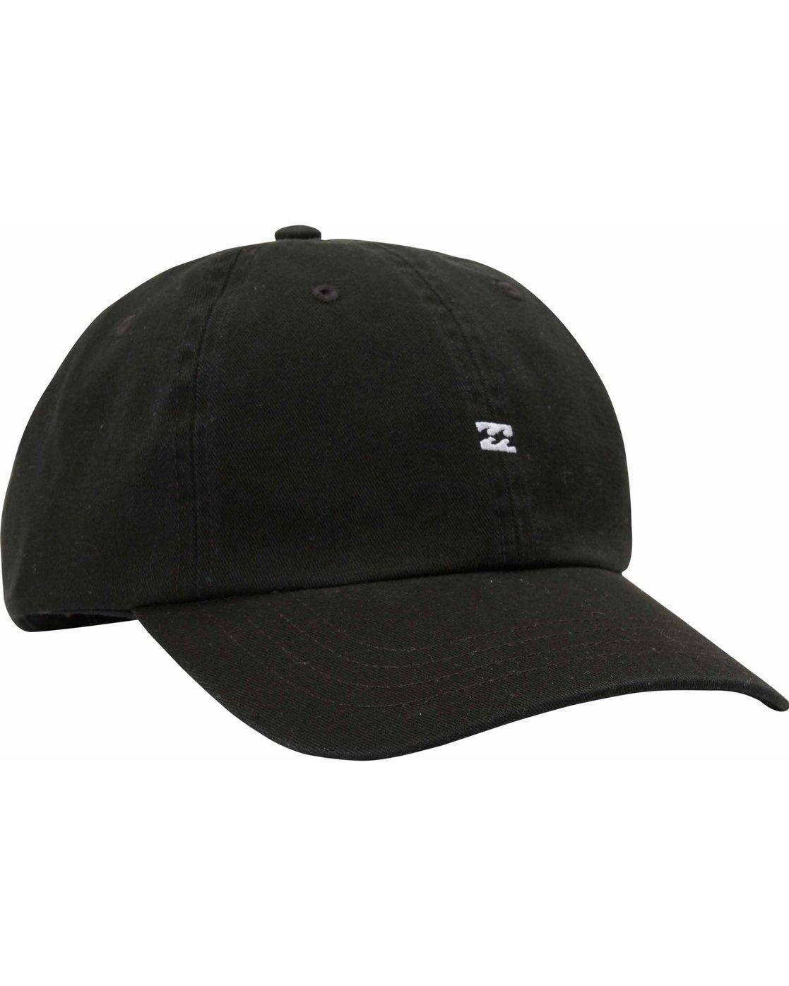 f30edd03ff7 2 All Day Lad Hat Black MAHTMADL Billabong