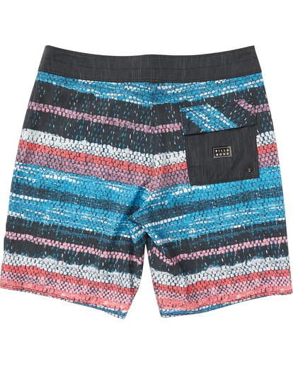1 Boys' Sundays X Boardshorts Blue B120NBSU Billabong