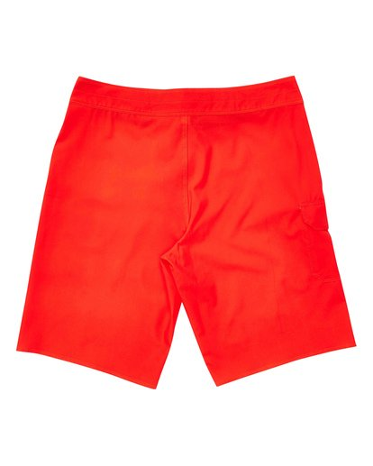 1 Boys' All Day Pro Boardshorts Red B135TBAD Billabong