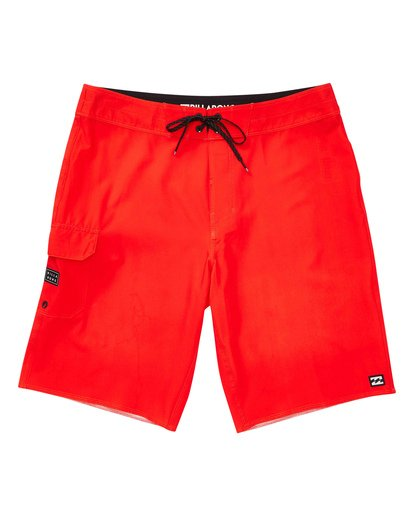 0 Boys' All Day Pro Boardshorts Red B135TBAD Billabong