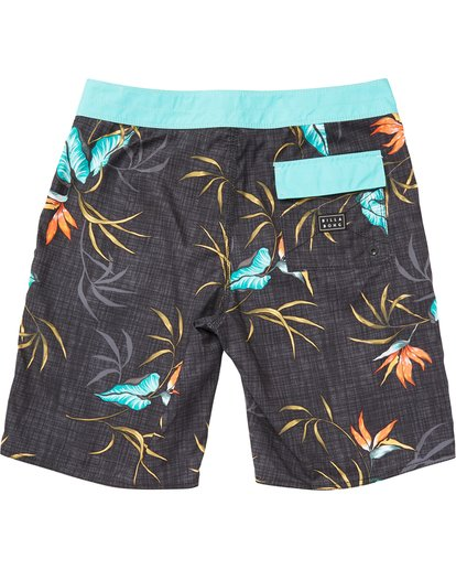 1 Boys' Sundays OG Boardshorts Black B162NBSU Billabong