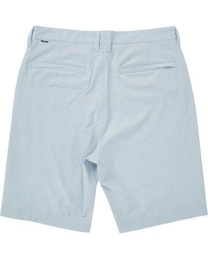 1 Boys' Crossfire X Shorts Blue B201TBCX Billabong