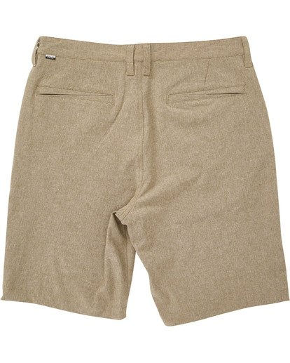 1 Boys' Crossfire X Shorts Green B202NBCX Billabong