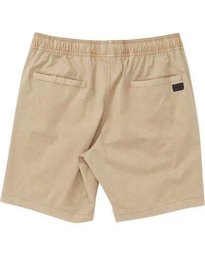 1 Boys' Larry Layback Shorts Green B239TBLL Billabong