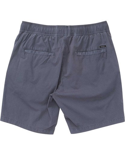 1 Boys' Larry Layback Shorts Grey B239TBLL Billabong