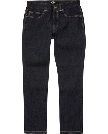 0 Boys' Outsider Jeans Blue B330QBOJ Billabong