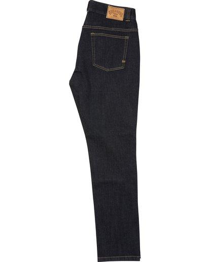 1 Boys' Outsider Jeans Blue B330QBOJ Billabong