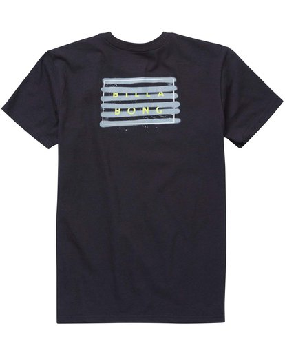 1 Boys' Die Cut Tee  B401NBDC Billabong