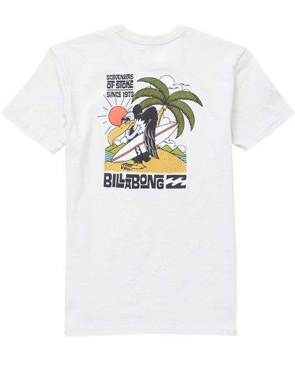 1 Boys' Scavengers Tee  B401NBSC Billabong
