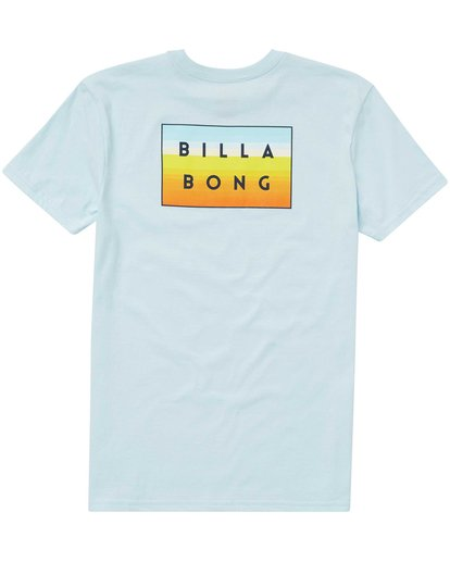 1 Boys' Die Cut Fill Tee  B401PBDF Billabong