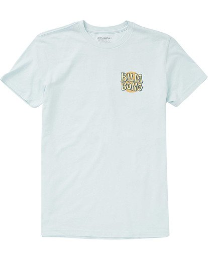 0 Boys' Tradewind Tee Blue B404TBTW Billabong