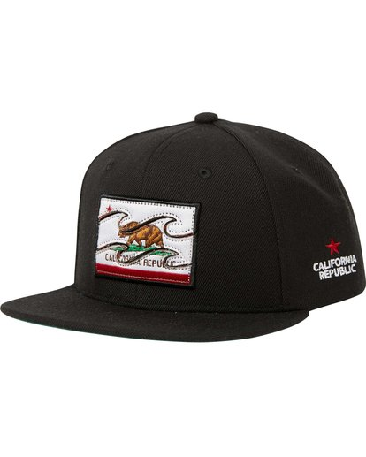 0 Boys' Native Hat  BAHTHNAT Billabong