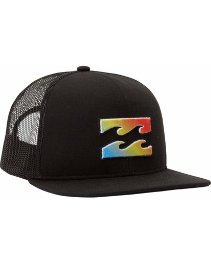 2 Boys' All Day Trucker Hat  BAHTLADT Billabong