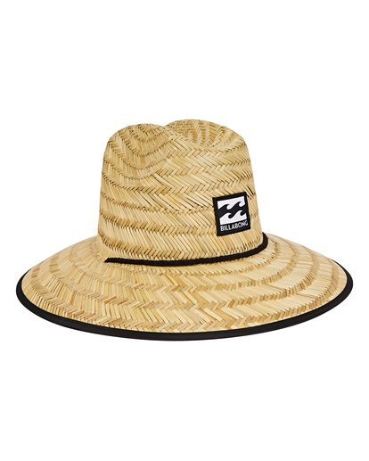 1 Boys' Tides Straw Hat Beige BAHWNBTI Billabong