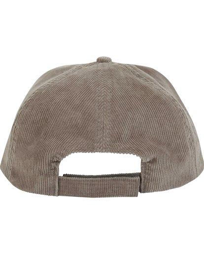 3 Boys' Corduroy Hat Grey BAHWQBRE Billabong