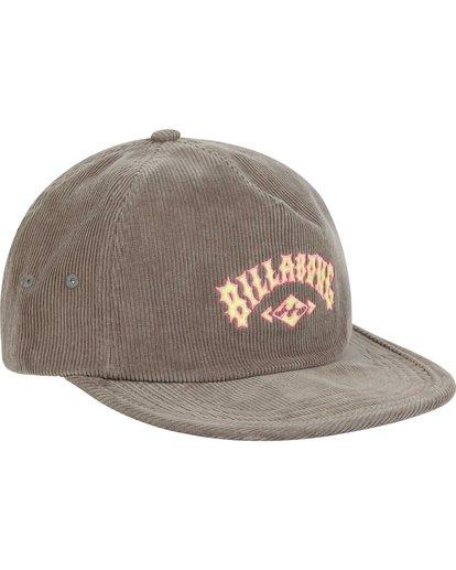 2 Boys' Corduroy Hat Grey BAHWQBRE Billabong