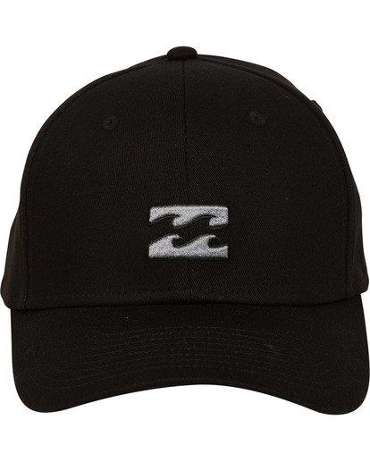 1 Boys' All Day Stretch Hat Black BAHWTBAT Billabong