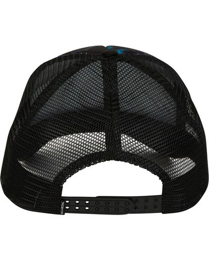 3 Boys' Scope Trucker Hat Black BAHWTBST Billabong
