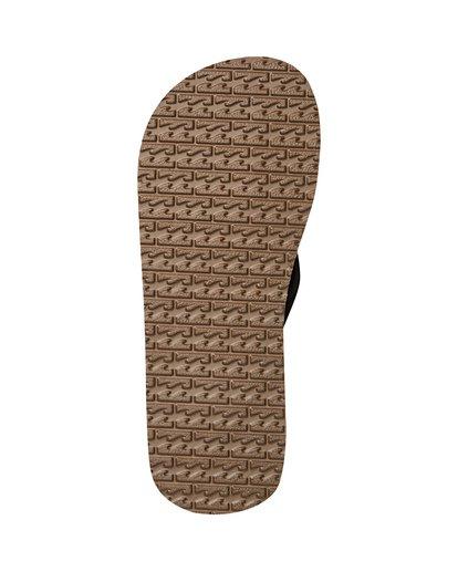 2 Boys' Stoked Sandals Black BFOTNBST Billabong