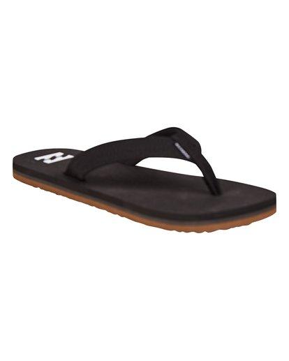 0 Boys' Stoked Sandals Black BFOTNBST Billabong