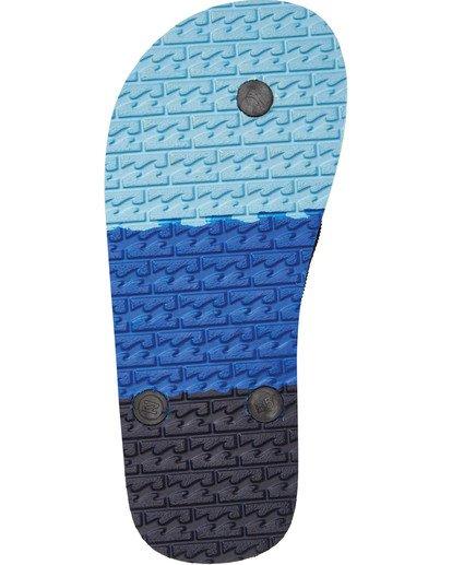 1 Boys' All Day Sandals Blue BFOTTBAL Billabong