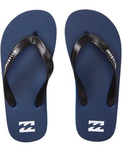 0 Boys' All Day Sandals Blue BFOTTBAL Billabong