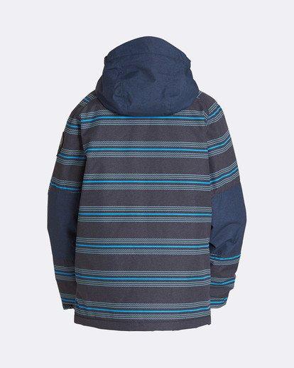 1 Boys' All Day Outerwear Jacket Blue BSNJQADI Billabong