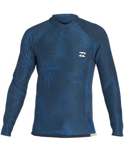 1 Boys' 2mm Revolution Interchange Reversible Wetsuit Jacket Grey BWSHNBT2 Billabong