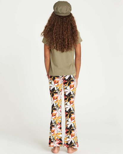 2 Girls' Tell Me Flare Pant  G301PBTE Billabong