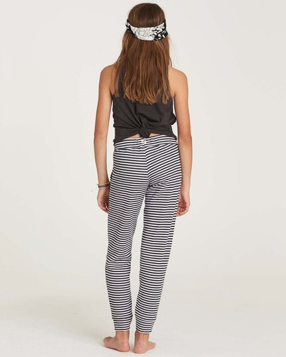 2 Girls' Safe Love Pant Black G302NBSA Billabong