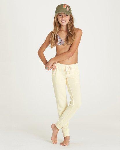 0 Girls' Safe Love Pant Yellow G305LSAF Billabong