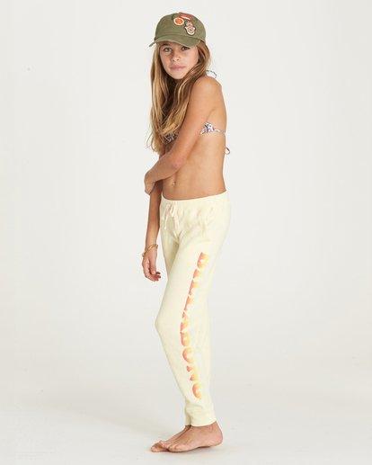 1 Girls' Safe Love Pant Yellow G305LSAF Billabong