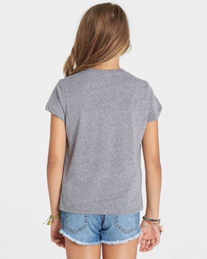 2 Girls' Little Owl Tee  G484KLIT Billabong