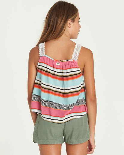 2 Girls' Dream All Day Top  G502PBDR Billabong