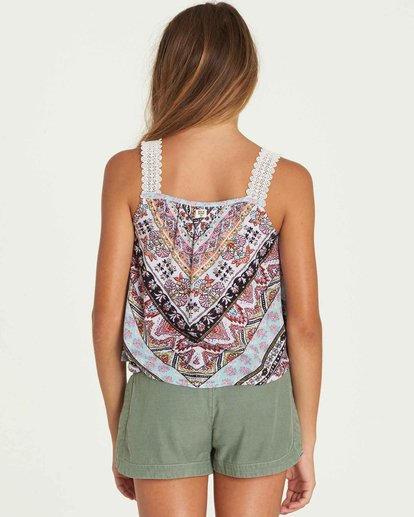 1 Girls' Dream All Day Top  G502PBDR Billabong