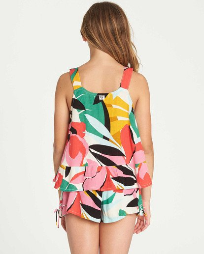 2 Girls' Shady Days Cami  G503TBSH Billabong