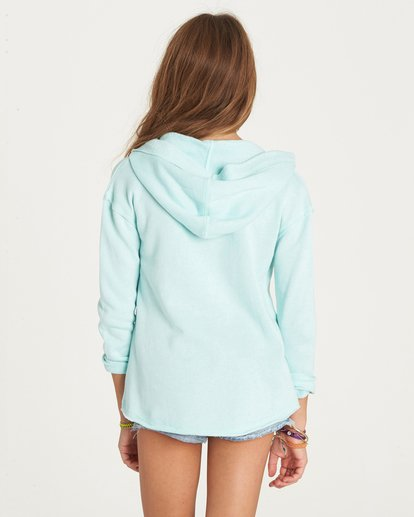 2 Girls' Days Off Pullover Hoodie  G601LDAY Billabong