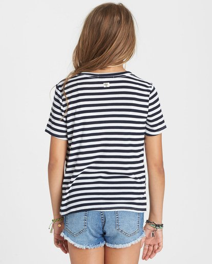 2 Girls' Too Close Tee  G906KTOO Billabong