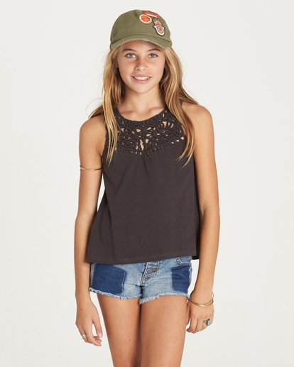 0 Girls' Second Look Top  G908LSEC Billabong