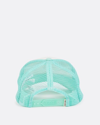 3 Girls' Pitstop Trucker Hat  GAHTHPIT Billabong