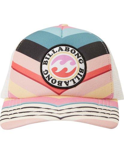 1 Girls' Shenanigans Hat  GAHTMSHE Billabong