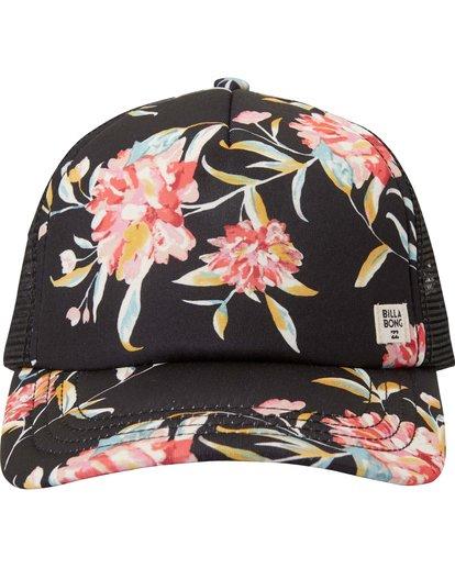 1 Girls' Shenanigans Hat Black GAHTMSHE Billabong