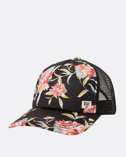 4 Girls' Shenanigans Hat Black GAHTMSHE Billabong
