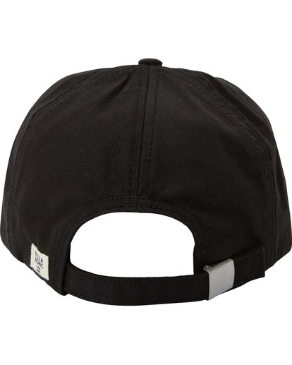 3 Girls' Surf Club Hat Black GAHTMSUR Billabong