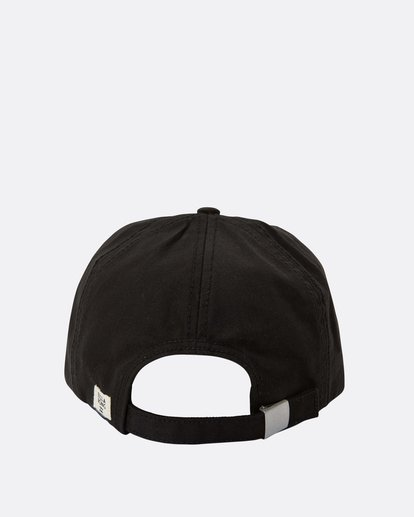 7 Girls' Surf Club Hat Black GAHTMSUR Billabong