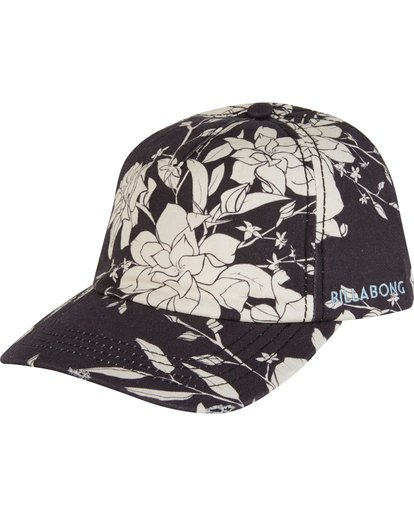 0 Girls' Surf Club Hat Black GAHWNBSU Billabong