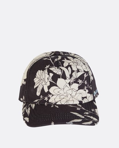 1 Girls' Surf Club Hat Black GAHWNBSU Billabong