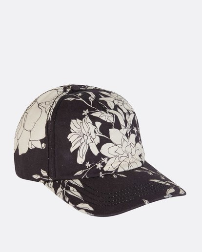 2 Girls' Surf Club Hat Black GAHWNBSU Billabong