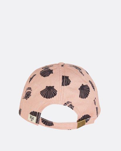 4 Girls' Surf Club Hat Pink GAHWNBSU Billabong