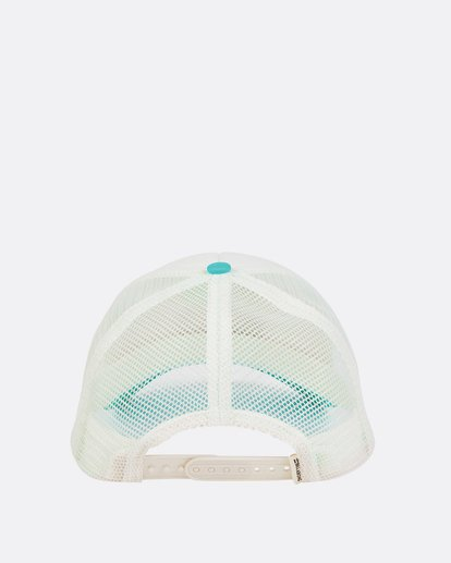 1 Girls' Ohana Trucker Hat White GAHWQBOH Billabong